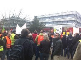 Demo gegen Schacht Konrad am 26.03.2015